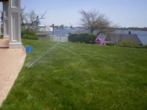 landscape irrigation in rye nh