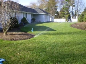 landscape irrigation in hampton nh