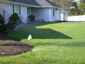 landscape irrigation in exeter nh