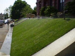 lawn sprinkler system in portsmouth nh